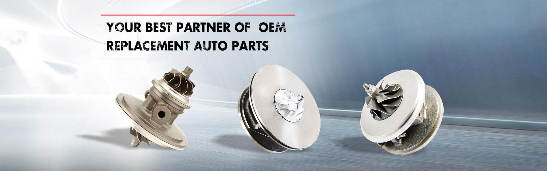 Turbocharger Spare Parts