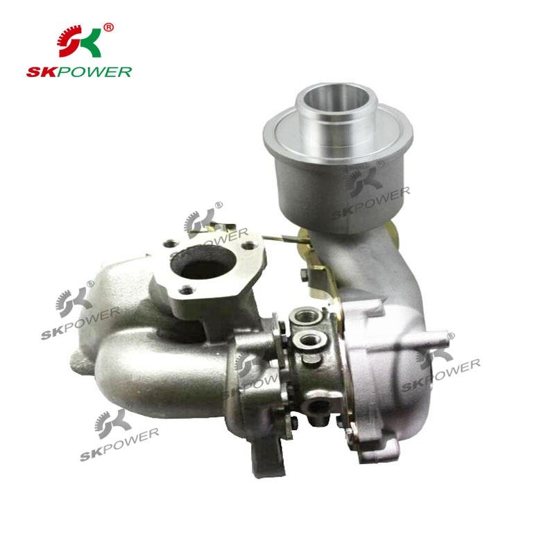 Turbocharger 440202
