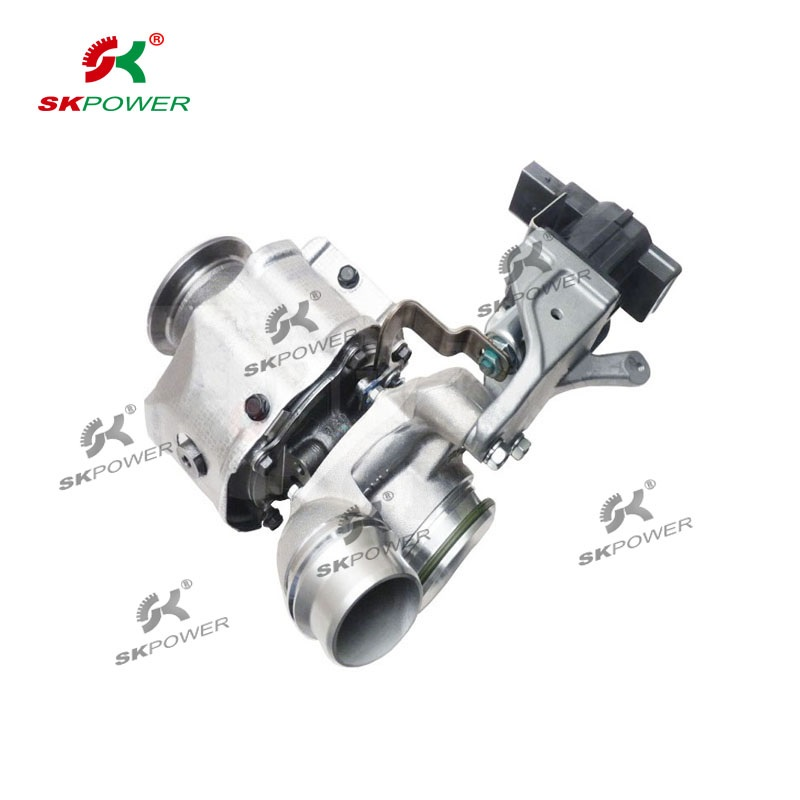 Turbocharger 440279