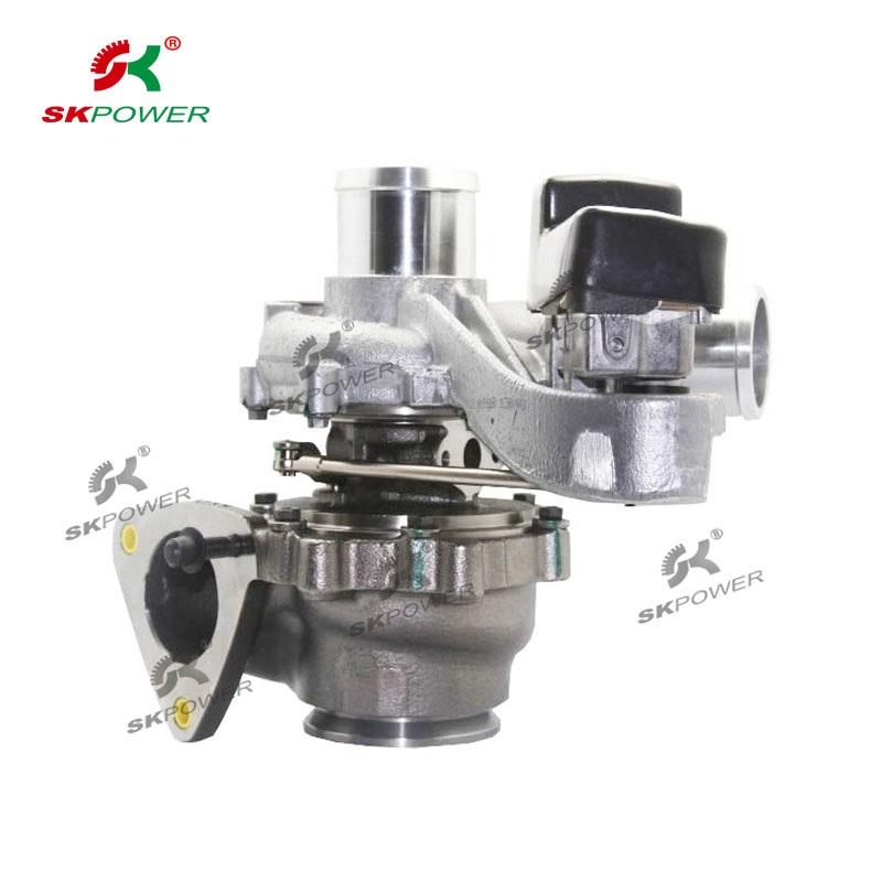Turbocharger 440339