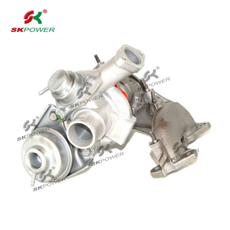 Turbocharger 440352