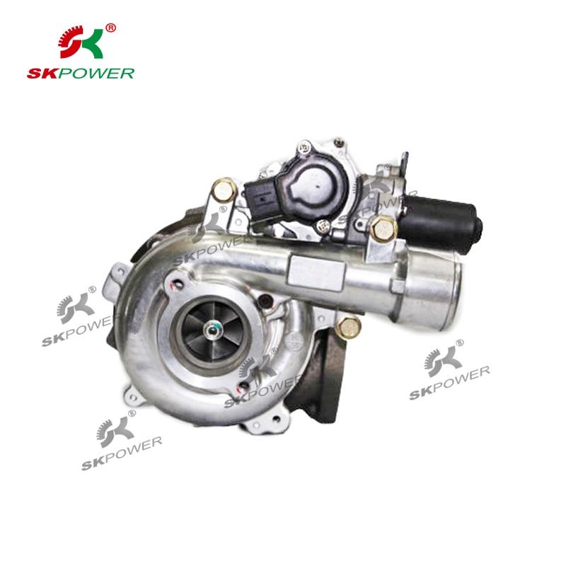 Turbocharger 440361