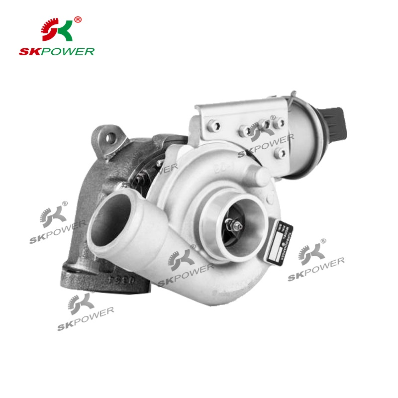 Turbocharger 440364
