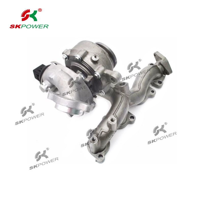 Turbocharger 440369