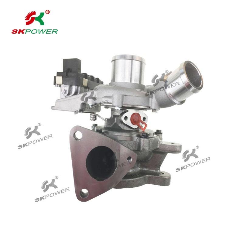 Turbocharger 440391