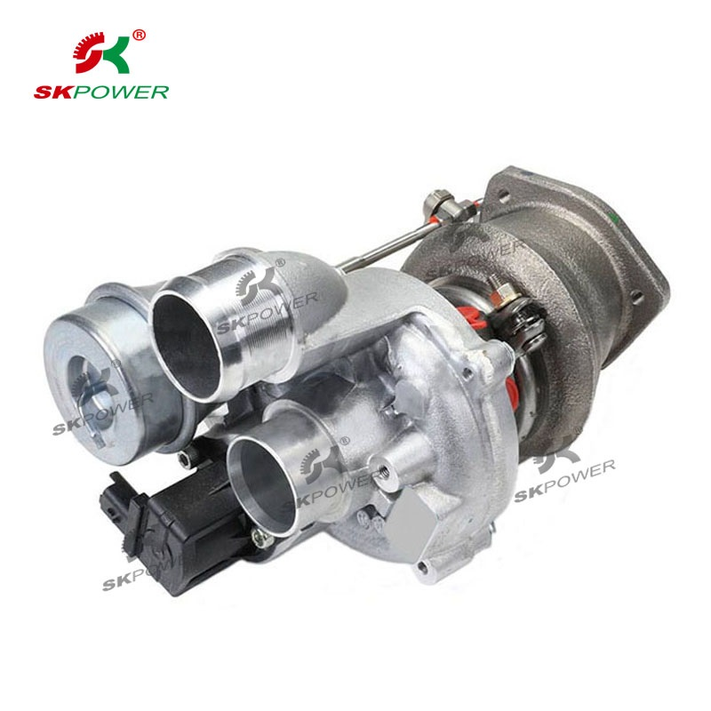 Turbocharger 440728