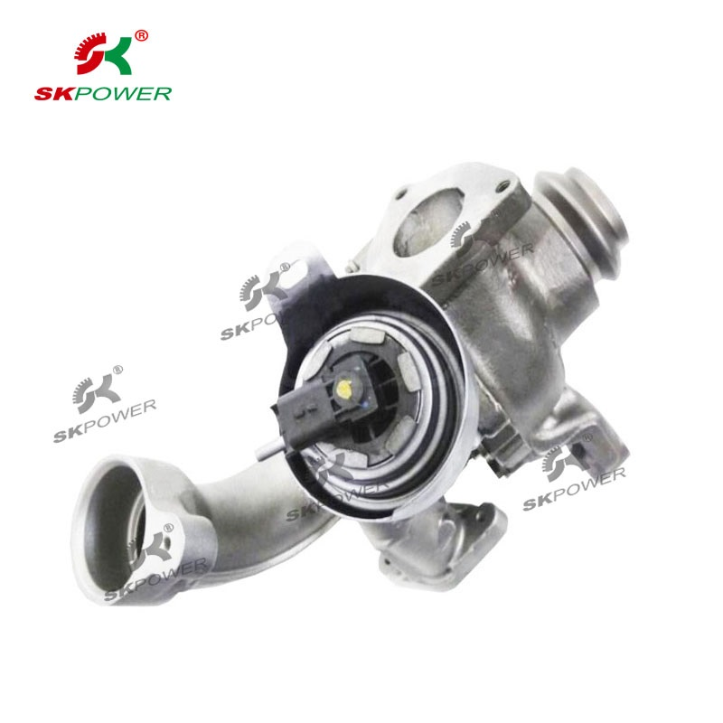 Turbocharger 440732